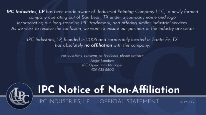 Non-affiliation Image